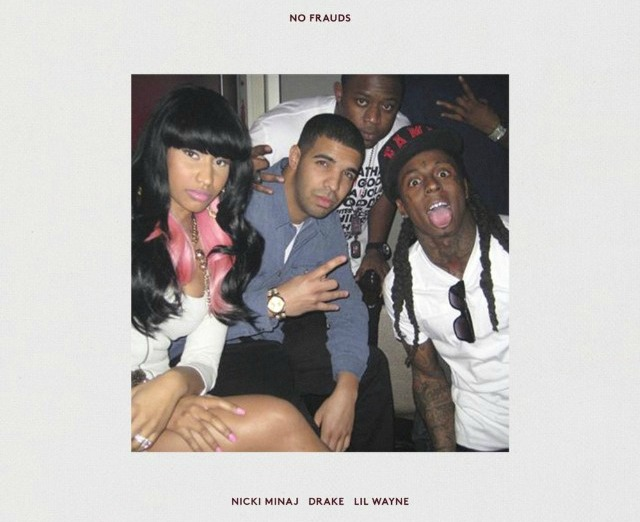 Nicki Minaj No Frauds