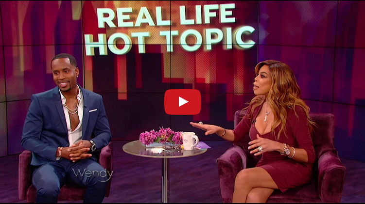 Safaree Samuels interview with Wendy Williams